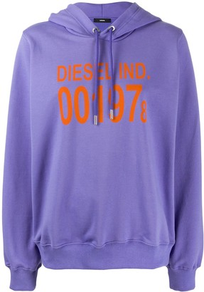 Diesel Hooded Sweatshirt
