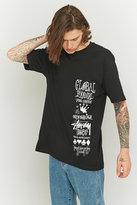 Stussy Global Gathering Black T-shirt