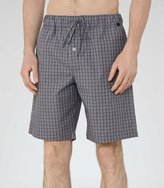 Reiss Reiss Hanro Shorts - Hanro Leisure Shorts In Grey, Mens
