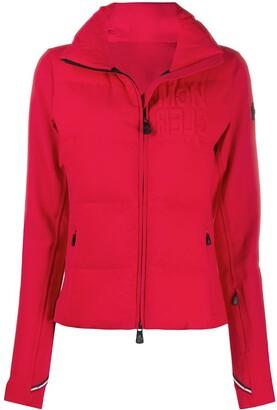 MONCLER GRENOBLE Zip-Up Padded Jacket