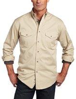 Wrangler Men's Painted Desert Basic Work Western Shirt