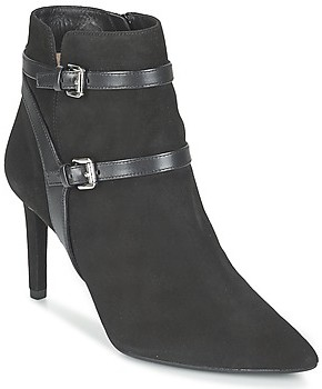 MICHAEL Michael Kors FAWN ANKLE BOOT women's Low Ankle Boots in Black