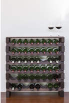 6 Layers of 8 Bottles Wine Rack Finish: Top Shelf Stained