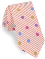 Ted Baker Men's Dot Silk & Cotton Tie