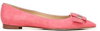 Sam Edelman Sonja Leather Buckle Flats