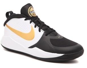 Nike Team Hustle D9 Basketball Shoe - Kids'