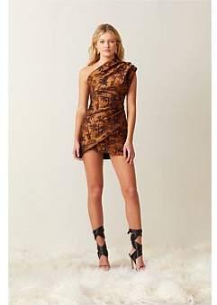 Bec & Bridge Bec + Bridge Far-Out Aysm Mini Dress