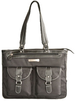 Clark & Mayfield Women's Marquam Metro Laptop Handbag 15.6