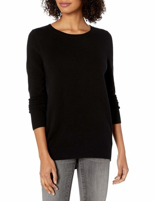 David Lerner Women's Cashmere Pullover with Open Back
