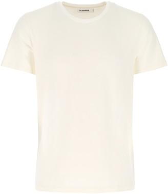 Jil Sander Basic Crewneck T-Shirt