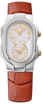 Philip Stein Teslar Women's Brown Strap Watch, 42mm