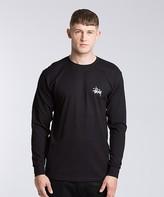 Stussy Basic Long Sleeve T-Shirt