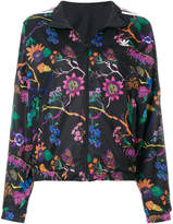 adidas OS Track floral jacket