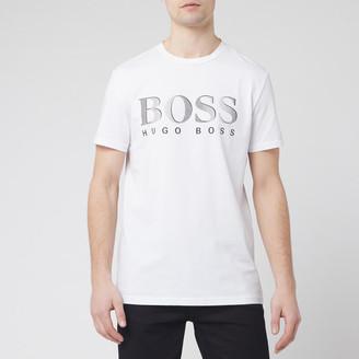 HUGO BOSS Men's T-Shirt Large Logo Rn