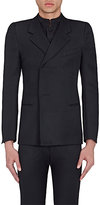 Balenciaga Men's Twill Double-Breasted Sportcoat