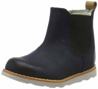 Clarks Boy's Crown Halo T Chelsea Boots