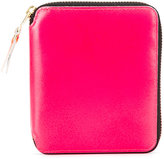 Comme des Garcons neon panel wallet - unisex - Leather - One Size