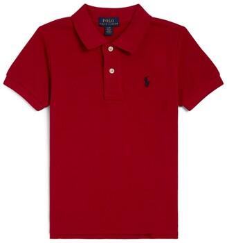 Ralph Lauren Kids Cotton Polo Shirt (2-4 Years)