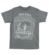 Metal Mulisha Men's Sap Graphic T-Shirt-Large