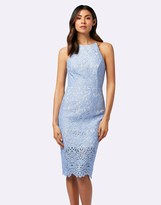 Forever New Lace Pencil Dress