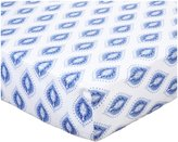Kids Line Indigo Fitted Sheet- Indigo
