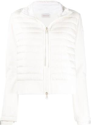 Moncler Padded Panelled Jacket