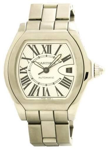 Cartier Roadster W6206017 Stainless Steel Automatic 46mm Men's Watch