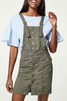 Esprit Cotton Pinafore Dress