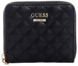 GUESS QD669137BLA Kamryn Zip Around Wallet