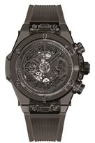 Hublot Anniversary Special Big Bang Unico Sapphire All Black Watch