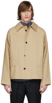 BEIGE Kassl Editions Original Trench Jacket