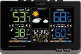 La Crosse Technology C87214 Multicolor Wireless Forecast Station