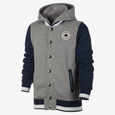 Nike Converse Knit Varsity Big Kids' (Boys') Jacket (XS-XL)