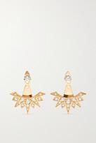 Thumbnail for your product : Piaget Sunlight 18-karat Rose Gold Diamond Earrings