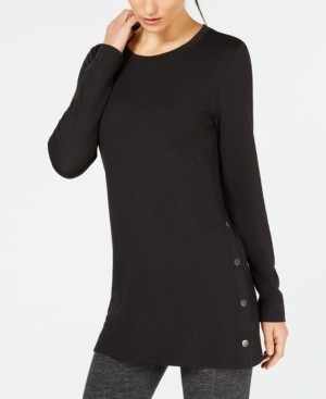 Ideology Side-Snap Tunic, Created for Macy's