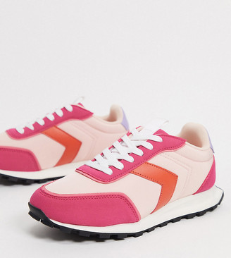 Pink Wide Fit Shoes | Shop the world's