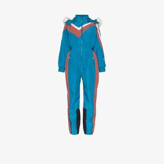 Sweaty Betty Alps hooded ski jumpsuit