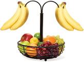 Mikasa Gourmet Basics Rope Basket with Double Banana Hook