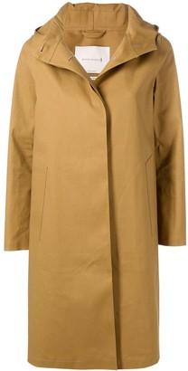 MACKINTOSH Autumn Bonded Cotton Hooded Coat LR-021