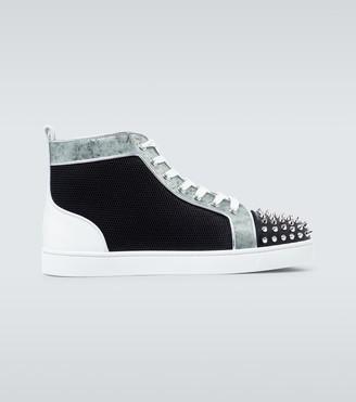 Christian Louboutin Lou Spikes Orlato sneakers