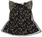 Design History Girls' Star-Print Dress - Little Kid