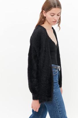 Urban Outfitters Nabila Fuzzy Open Cardigan