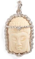 Armenta Women's New World Buddha Bone Pendant