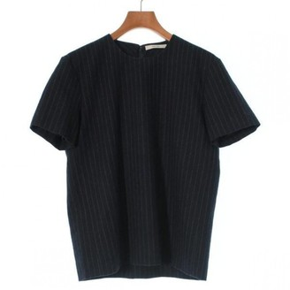 Celine Blue Wool Top for Women