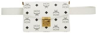MCM Patricia Logo Belt Bag