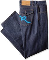 Rocawear Men's Big-Tall R Flap Jean