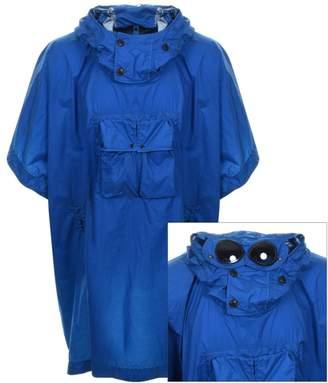 C.P. Company C P Company Goggle Hood Pullover Jacket Blue