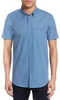 Ted Baker Men's Rinalin Extra Slim Fit Print Sport Shirt