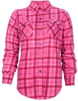 P&F Workwear Women's plaid fleece shirt