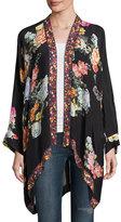 Johnny Was Jazzy Kimono-Style Printed Jacket, Plus Size
